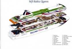M/S Baltic Queen