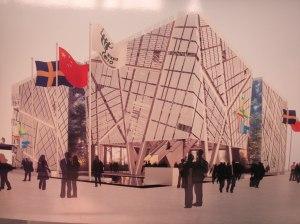 Sweden - Paviljon Shanghai Expo 2010