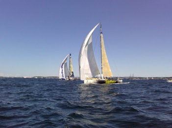 In-Port Race