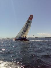 In-Port Race