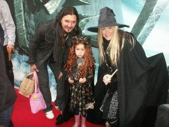 Harry Potter gala
