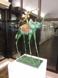 Salvador Dalí art