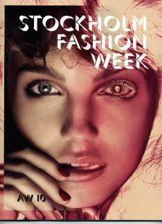 Stockholm fashion week 2010