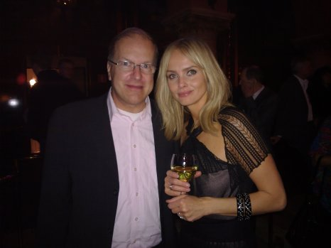 Peter Lulle Johansson & Izabella Scorupco