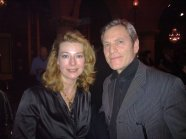 Larisa Johansson & Tchéky Karyo