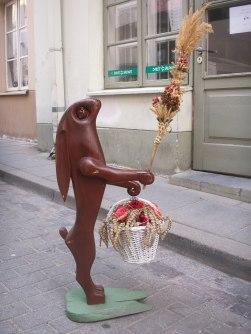 street decoration Vilnius