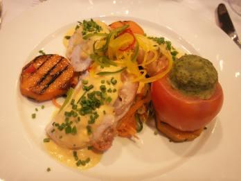 Dinner hotel Radisson