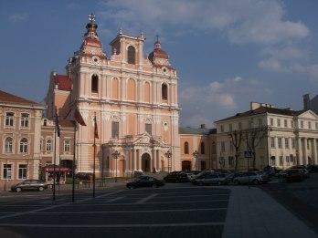 Vilnius old city