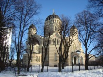 Riga kyrka