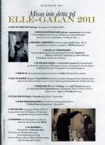Program Ellegalan 2011