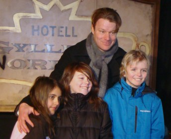 Hotell Gyllene Knorren