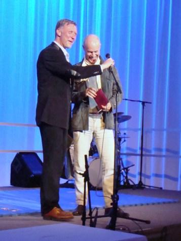 Mikael Persbrandt & Stefan Sauk