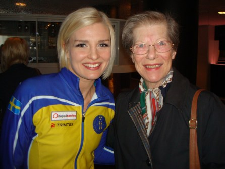 Viktoria Helgesson & Gundi Busch