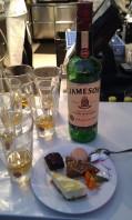 Whiskey med dessert