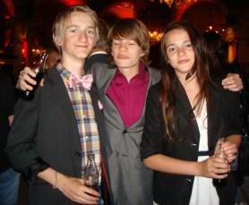 Unga skådespelare