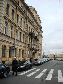 St.Petersburg street