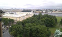 utsikt ifrån Isak katedralen