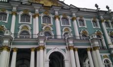 Palatset i St.Petersburg