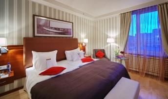 Sokos Hotel Palace Bridge Standard Room 5