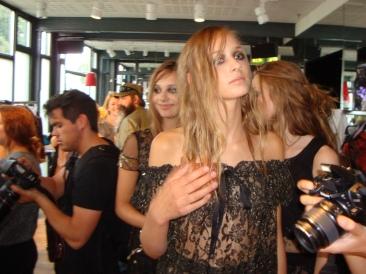Backstage Miss Sweden