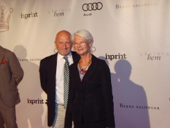 Elisabeth Tarras-Wahlberg med sällskap