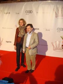 Leif Padgorsky med sällskap