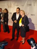 Marianne Bernadotte med Valentino