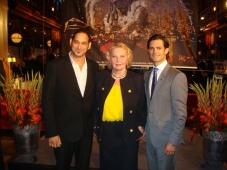 Valentino & Marianne Bernadotte samt H.K.H. Prins Carl Philip