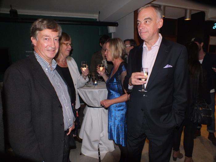 Erik Fichtelius & Lars Leijonborg