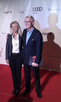 Knut Rosensvärd med fru