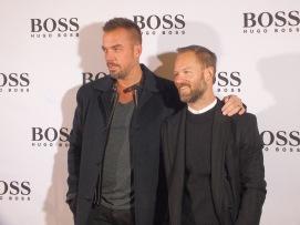 Daniel Lindström med sällskap