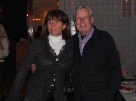 Lars Amble med fru