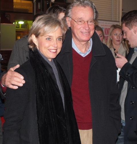 Leif Ahrle med fru