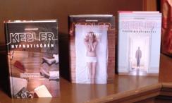 Lars Kepler böcker