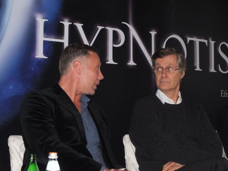 Mikael Persbrandt & Lasse Hallström