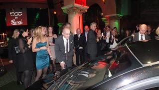 Fiat mingel på Grand Hotel