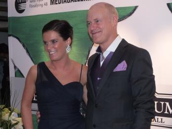 Stefan Sauk & Anna Benson