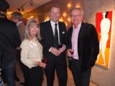 Leif & Anne Schulman & Göran Gabrielsson