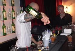 Efterfest bar