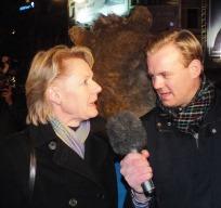 Ulla Hamilton intervjuvad