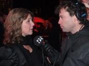 Sveriges Radio intervjuv