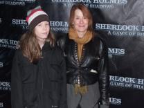 Lisa Olin med dotter