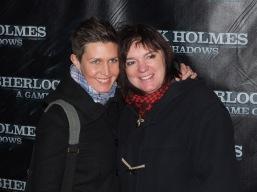 Camilla Berg och Lotta Bromé