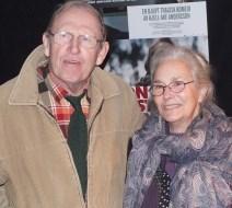 Björn Gustafsson med fru