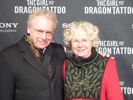 Herman Lindqvist med fru