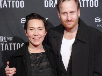 Jessica Liedberg med sällskap