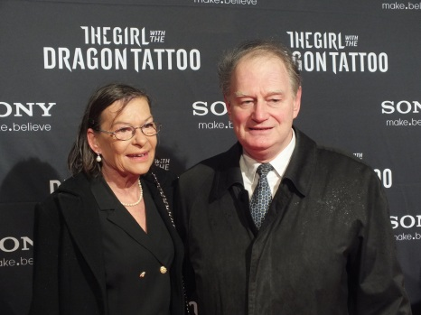 Anders Björck med fru
