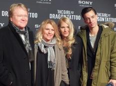 Lars Adaktusson med familj