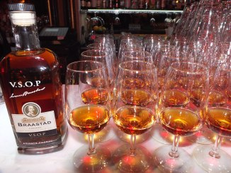 Braastad Cognac serverades
