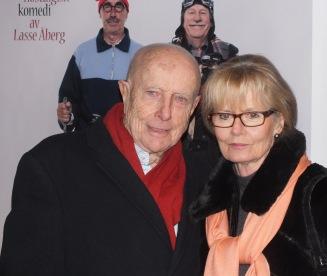 Nils-Petter Sundgren & fru